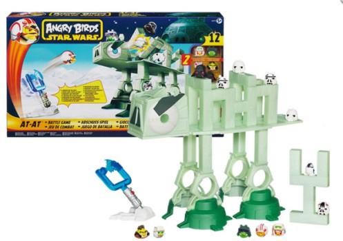 Juguetes para Navidad ¡de los Angry Birds!