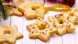 Galletas de Navidad de estrellas, ¡dulce Navidad!…