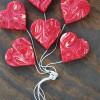 Recetas de San Valentín: ¡corazones de cheesecake!