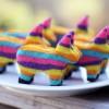 Una receta divertida: ¡galletas piñata!