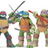 Tortugas Ninja, juguetes para niños aventureros