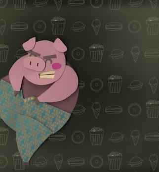 Cuento a la vista: La dieta de Rino