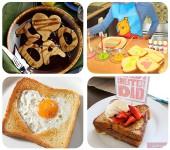 4 desayunos para el Día del Padre
