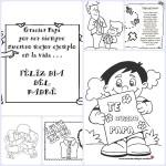 6 dibujos para el Día del Padre