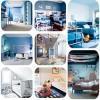 8 habitaciones infantiles en azul
