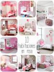 10 habitaciones infantiles en rosa