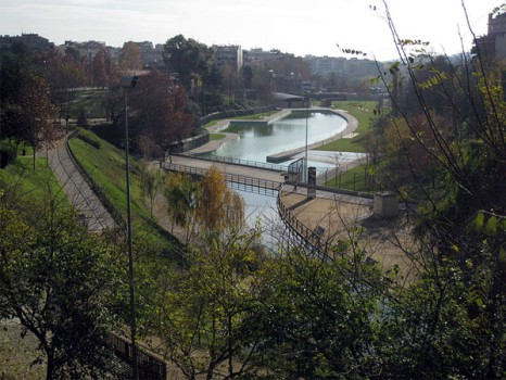 Excursión con niños: Parc Vallparadís de Terrassa
