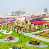 Dubai Miracle Garden, ¡un jardín de ensueño!