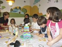Barcelona con niños: Contacacau