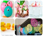 5 manualidades de Pascua, originales y divertidas