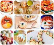 9 recetas divertidas de pizza