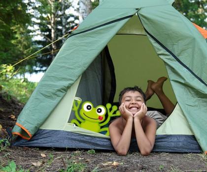 ¿Preparados, listos…? ¡Campamentos!
