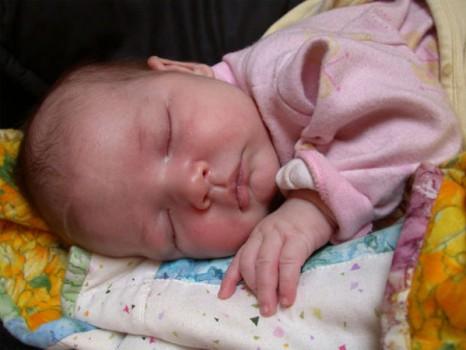 5 canciones para dormir al bebé