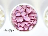Recetas divertidas: chispas de colores de yogur