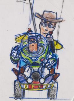 Madrid con niños: Exposición Pixar