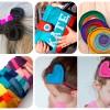 5 manualidades con fieltro para niños