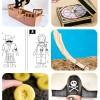 6 manualides infantiles ¡de piratas!