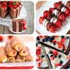 4 recetas fáciles con fresas