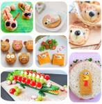 7 recetas fáciles para niños ¡de animalitos!