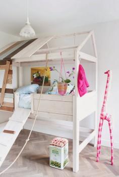 8 camas infantiles para dormir ¡y jugar!