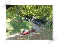 Barcelona con niños: ¡el tren en miniatura de Sabadell!