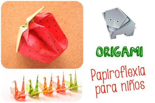 Origami: papiroflexia para niños