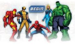 Superhéroes Marvel: ¡crea tu propio superhéroe!