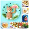 ¡Fruta divertida! Nuevas recetas para niños