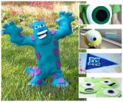 Manualidades para niños ¡de la peli Monstruos!