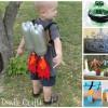 Manualidades: Cómo reciclar botellas de plástico
