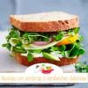 Recetas con verduras, 6 sándwiches deliciosos