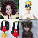 4 disfraces caseros para Halloween