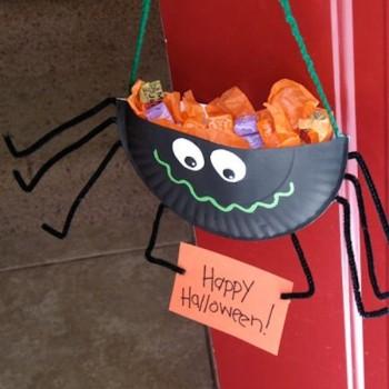 5 manualidades de Halloween ¡monstruos divertidos!
