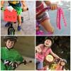 Manualidades para niños: ¡ponemos guapa la bici!