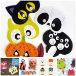 Disfraces de Halloween: máscaras para imprimir gratis
