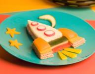Comidas fáciles, ¡5 sándwiches divertidos!