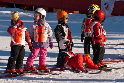 Esquí en España: ¡divertido viaje con niños!