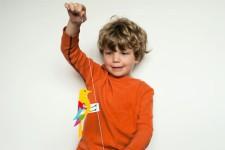 5 manualidades con papel para niños