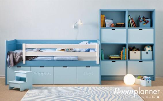 Muebles juveniles de Asoral, ¡prácticos y bonitos!