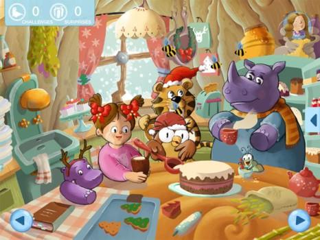 Pedacitos de Navidad, un cuento interactivo ¡gratis!