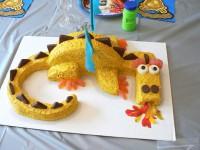 5 tartas de cumpleaños diferentes
