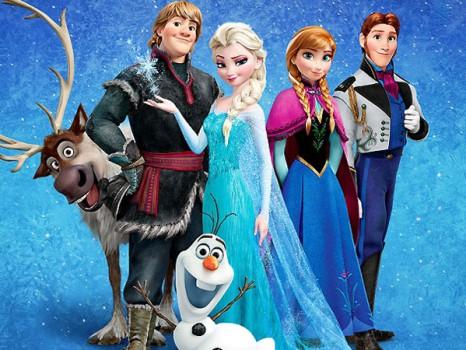 Canciones de Frozen: ¡cantamos con Elza y Anna!