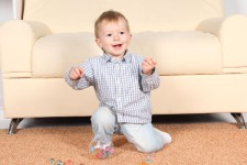 Estimular al bebé: juegos para estimular el habla