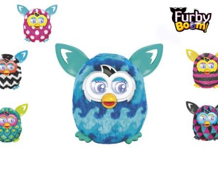 Furby, la mascota interactiva ¡que sorprende!