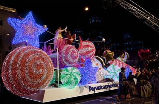 Madrid en Navidad, actividades con niños