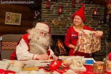 Laponia con niños: ¡visitamos el Pueblo de Papá Noél!