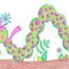 El gusano que quería ser mariposa de seda