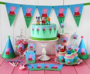 Ideas para fiestas infantiles ¡de Peppa Pig!