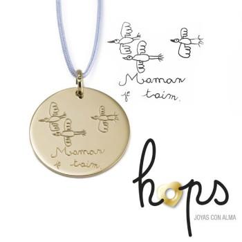 Joyas personalizadas de Hops para San Valentín