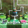 Cumpleaños infantiles, ¡de las Tortugas Ninja!